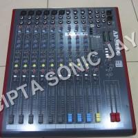 mixer audio apollo zed 12 fx