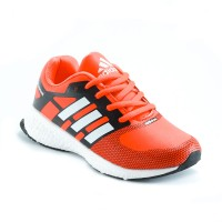 Sepatu Running Casual Sport Adidas Adidas Energy Boost Women Orange