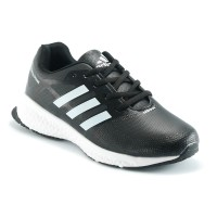 Sepatu Running Casual Sport Adidas Adidas Energy Boost Women Black