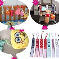 Harga bk031 velcro tali pengikat mainan boneka anak bayi box tidur | WIKIPRICE INDONESIA