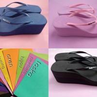 Sendal Spon | Sandal Sponge | Sandal Wedges. (Supplier)