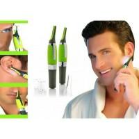 Micro Touch Trimmer Hair Alat Cukur Rambut Halus Alis Bulu Hidung