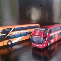 harga miniatur bus Tokopedia.com
