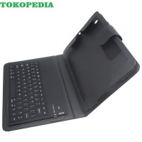 Bluetooth 3.0 Keyboard with Crazy Horse Leather Case for iPad Mini / M