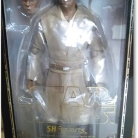 "NEW S.H. Figuarts - Mace Windu ""Star Wars Episode II: Attack Of The Cl"