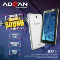 Advan Vandroid Tablet S7A New 2016 3.5G+ Grs 1 Tahun