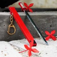 Gantungan Kunci Pedang Anime Akame Ga Kill