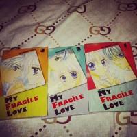 MY FRAGILE LOVE (3 VOLUME TAMAT) by Miyawaki Yukino