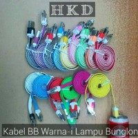 Kabel BB Warna-i Lampu Bunglon
