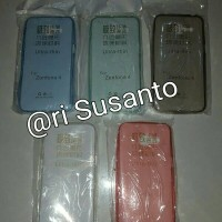 Softcase / Silicon Ultra-thin Asus Zenfone 4