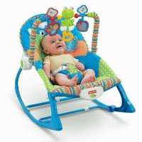 harga Bouncer Fisher Price Blue Newborn to Toddler Rocker Kursi Goyang Bayi Tokopedia.com