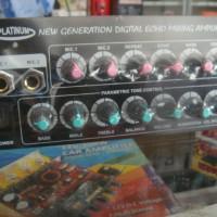 TONE CONTROL DIGITAL KARAOKE SOUND SYSTEM SUBWOOFER PLATINUM