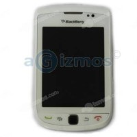 Lcd + touch screen + Casing blackberry torch 1 9800