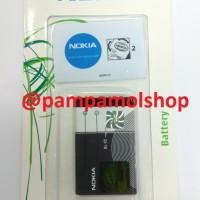 Batre / Baterai / Batrai / Battery Nokia BL-5C / BL5C Nokia 1208 ORI
