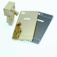Hardcase Back Case Bumper Slide Mirror Oppo R5