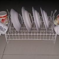 RAK PIRING MINI / rak piring dapur / tempat piring / rack piring kecil