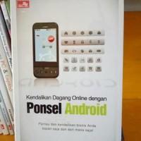 Kendalikan Dagang Online dengan Ponsel Android