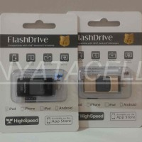 3 in 1 IFlashdrive iPhone 8GB Original iPad/OTG/iFlash Drive/Disk