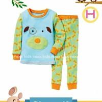 Baju Tidur-pajamas Piyama Anak Cowok Import Brand Nexx(cow)