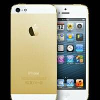 Apple Iphone 5-gold [64 Gb] Gsm-ori Garansi Platinum 1 Tahun