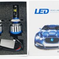 Lampu LED mobil plug & play (type H4 - chip CREE)
