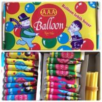 Jual Balon Tiup AAA Murah