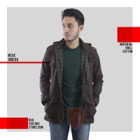 Jaket Parka Bandung / Kode Neue Omega / Windbreaker / Jaket Motor