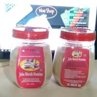 harga (200 gr) Jahe Merah Stamina Khaifah Minuman Herbal Serbuk Instan Tokopedia.com