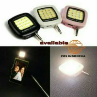 Jual Lampu Selfie Flash Light LED Camera Hp Murah