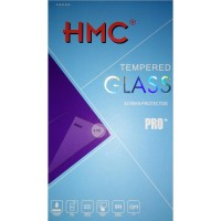 """HMC Wiko Robby - 5.5"""" Tempered Glass - 2.5D Real Glass & Real Tempered"""