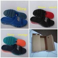 Jual sandal nike airmax pria 2016 Baru | Sandal Pria Model Terbaru