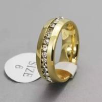 harga Size jumbo,cincin besar size 20, 21 only. Gold titanium original asli. Tokopedia.com