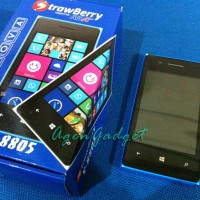 Strawberry S8805 Inova / Innova Dual SIM, Android Mirip Nokia X