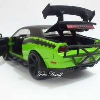 Diecast Miniatur Replika Letty Dodge Challenger SRT8 Fast & Furious