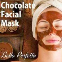 BELLO PERFETTO CHOCOLATE FACE MASK - MASKER COKLAT BELLO PERFETTO