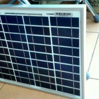 Modul Solar Cell Panel Surya 10W 10WP 10Watt 10 W WP Watt peak