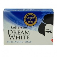 Kojie San Dream White Anti Aging Soap 135 gr