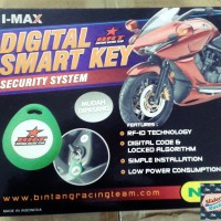 Alarm Motor Digital BRT Scoopy FI / Injection / Injeksi