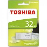 FLASHDISK TOSHIBA HAYABUSA 32GB / FOR PC & LAPTOP / GARANSI 5 TAHUN
