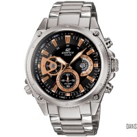Jam Tangan Casio Edifice Original Pria Ef-536d-1a Casio Edifice