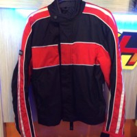 jacket rjays red