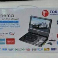 """TORI 10"""" Portable DVD Player"""