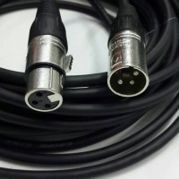 Jual kbl audio 20m canon male to canon female kabel mic canare XLR Murah