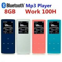 ONN W6 Hifi Mp3 Music Player + Bluetooth 8 Gb