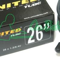 harga Ban dalam 26 x 1 3/8 AV United. Untuk sepeda Jengki 26 Phoenix Tokopedia.com