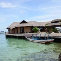 Pulau Pelangi paket day trip