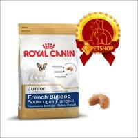 harga Makanan Anak Anjing Bulldog Prancis - Royal Canin French Bulldog 3kg Tokopedia.com