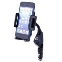 harga car charger holder mount smartphone hp charger mobil Tokopedia.com