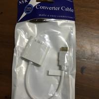 Converter - Misc Brand - HDMI to VGA (Active)