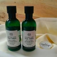 New Tea Tree Facial Mattifying Toner 250ml - The Body Shop